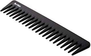 BY VILAIN Professional Wide Tooth XL Comb Black