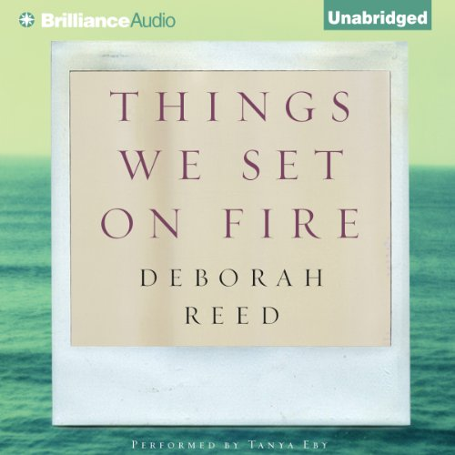 Things We Set on Fire cover art