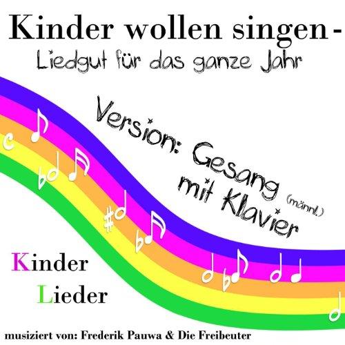 Backe, Backe Kuchen (feat. Frederik Pauwa & Die Freibeuter)