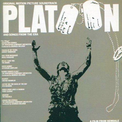 プラトーン(ワーナー・ブラザーズ映画配給オライオン映画オリジナル・サウンドトラック) <OST1000>