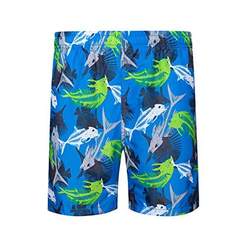 Azastar Zwembroek voor heren, Hawaii, vakantie, shorts, nonchalant