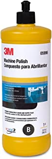 3M Machine Polish, 05996, 1 Quart
