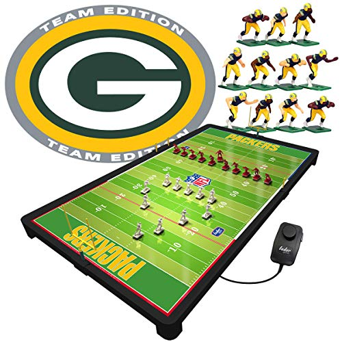 Green Bay Packers NFL Deluxe Electric Football Game
