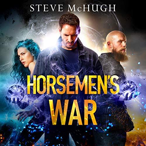 Horsemen's War Audiobook By Steve McHugh cover art
