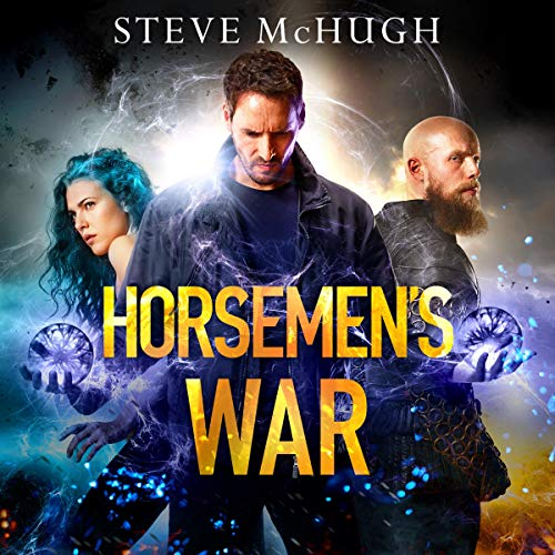 Horsemen's War Titelbild