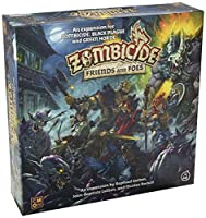 Zombicide: Friends & Foes (Expansion for Black Plague & Green Horde)