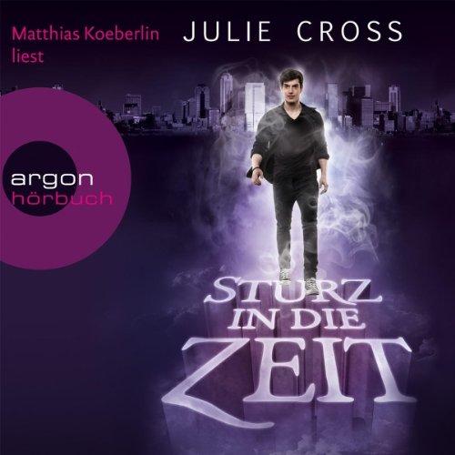 Sturz in die Zeit audiobook cover art