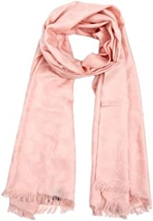 Coach Women's Signature C Wrap Scarf Wool & Silk