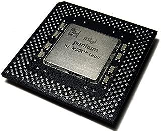 Intel Pentium MMX 200Mhz 66FSB CPU Processor SL27J Socket 7 FV80503200