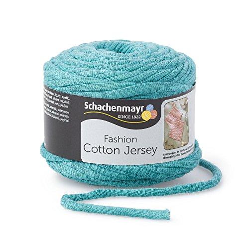 Schachenmayr Handstrickgarne Cotton Jersey Smaragd