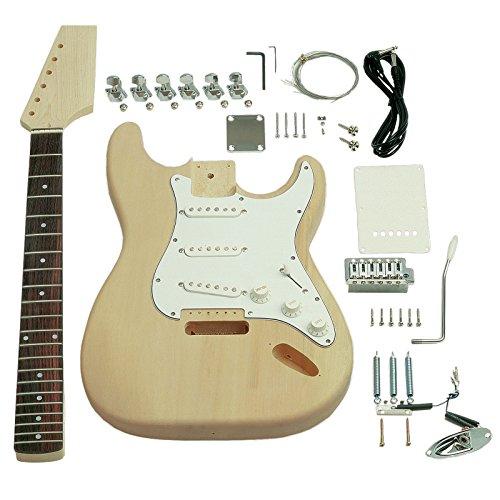 Saga ST-10 Electric Guitar Kit | Amazon