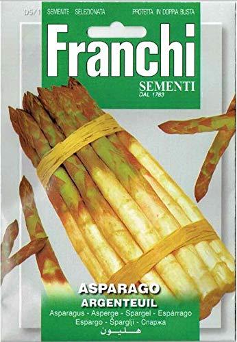 【FRANCHI社種子】 【5/1】 アスパラガス ARGENTEUIL