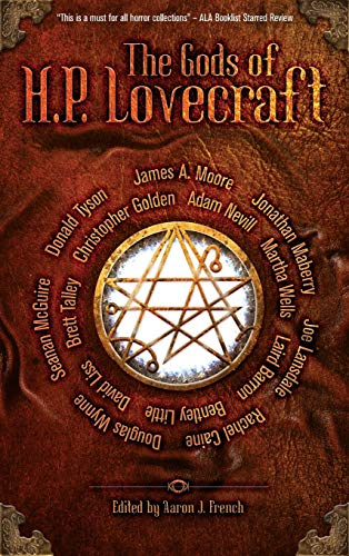 The Gods of HP Lovecraft 1942712588 Book Cover