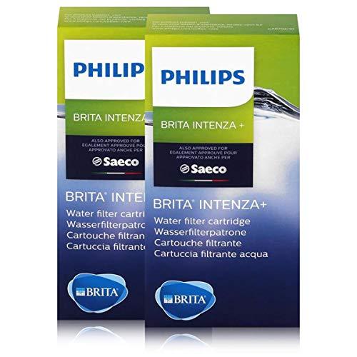 Philips Saeco CA6702/10 Brita Intenza+ Wasserfilter-patrone (2er Pack)