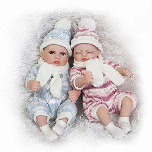 Terabithia - Bambole Reborn Gemelli Neonati