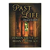 DOLS Past Life Oracle Cards- Family Holiday Party Playing Cards English Tarot Game Toys