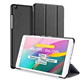 Samsung Galaxy Tab A 8.0 2019 Case T290 / T295, DUX DUCIS Slim Magnetic Trifold Stand Cover for Samsung Galaxy Tab A 8.0 inch 2019 Tablet Model SM-T290 / SM-T295 (Black)