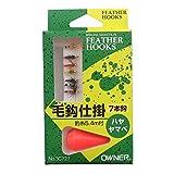 OWNER(オーナー) 仕掛け ハヤ・ヤマベ毛鈎仕掛 7本 5.4m 30721