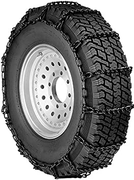Security Chain Company QG2228 Quik Grip Light Truck LSH Tire Traction Chain - Set of 2: image