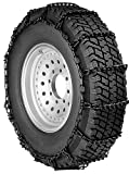 Security Chain Company QG2229 Quik Grip Light Truck LSH Tire Traction Chain - Set of 2