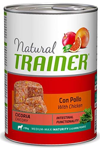 Natural Trainer Alimenti per Cani, 400g