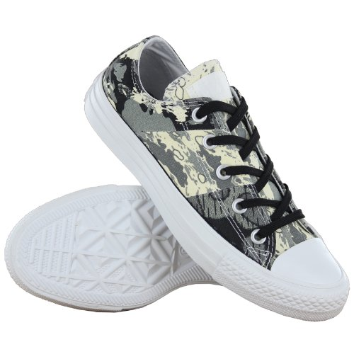 Converse Men's Chuck Taylor As Double Tongue Ox Lace-Up 8 UK Camouflage