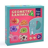 パズルゲーム子供教育玩具 子供向けパズル パズル親子農場