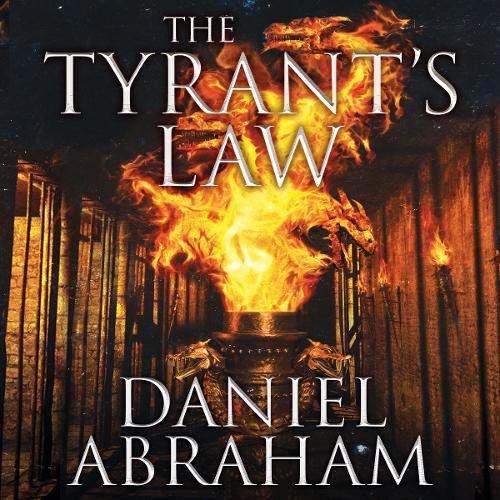 The Tyrant's Law  By  cover art