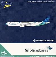 ジェミニジェッツ 1/400 エアバス A330-900neo ガルーダインドネシア PK-GHG