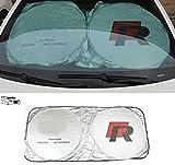 Sunshine Fly voiture Styling Plaques de recouvrement Parasol la acoustique frontale...