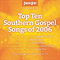 Singing News Fan Awards Top Ten Southern Gospel 06