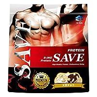 プロテイン SAVE プレミアム 大豆チョコ PREMIUM ソイプロテイン (3kg) 乳酸菌 バイオペリン エンザミン酵素 配合