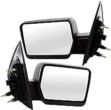 Titanium Plus 2005-2010 Scion tC Front,Right Passenger Side DOOR MIRROR Titanium Plus Autoparts
