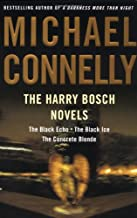 The Harry Bosch Novels: The Black Echo, The Black Ice, The C
