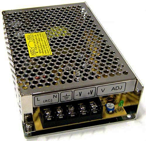 Alimentatore MeanWell CV 75W 6A LRS-75-12 Trasformatore Da AC 220V A DC 12V Per Lampade Led