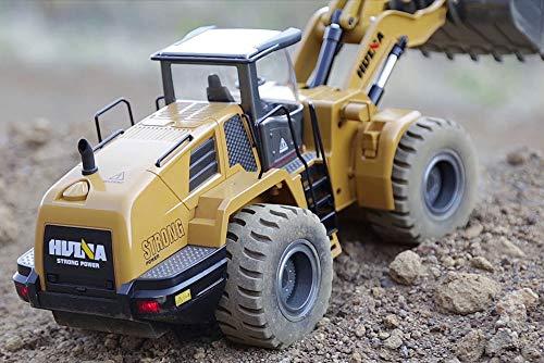 RC Spielzeug kaufen Spielzeug Bild 1: Huina CY1583 RC Constuction, Gelb*