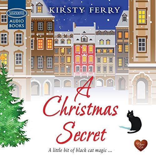 A Christmas Secret audiobook cover art