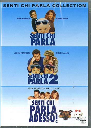 Senti Chi Parla 1-3 (Box 3 Dvd) New Collection