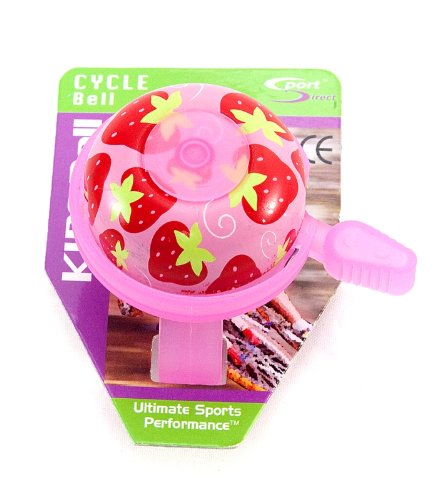 Sport DirectTM Kinder-Fahrradglocke Pink