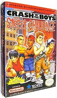 Crash/Boys:St.Chal. - Nintendo NES