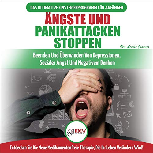 Couverture de Ängste und Panikattacken Stoppen [Stop Anxiety & Panic Attacks]