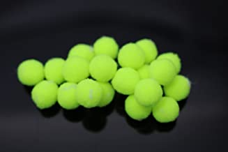 100 pcs/lot 1cm UV Flo-Green Glo Bug Fly Fishing Trout Fly Egg Fly Egg Bug Fly Tying Materials