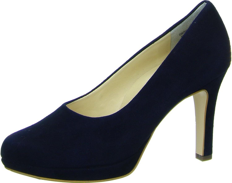 Paul Grün Damen Pumps (41 EU, Blau)
