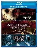 Friday The 13Th & Nightmare On Elm St / Freddy Vs [Edizione: Stati Uniti] [Reino Unido] [Blu-ray]