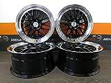 4 Alufelgen Ultra Wheels UA3-LM 18 Zoll passend für -LM -LM -LM -LM C-Max Focus ST RS Kuga Galaxy Mondeo BA7 S-Max NEU