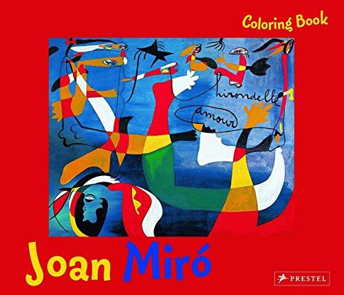 Miro: Coloring Book (Colouring Book) [Idioma Inglés]