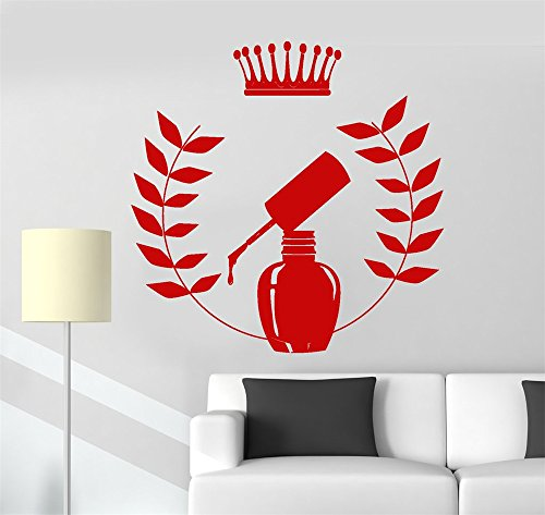 wandaufkleber kinderzimmer Wandaufkleber Removable Home Decor Wand Vinyl Aufkleber Maniküre...