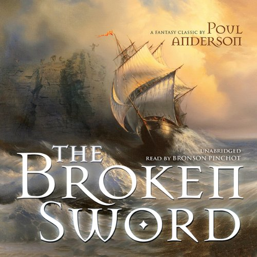 The Broken Sword audiobook cover art