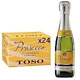 Toso S.p.a Toso Prosecco Spumante DOC Extra Dry, 24 bottiglie, 24 x 200ml...
