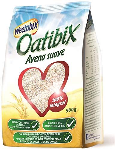 Copos De Avena Natural Integral Oatibix Avena Suave 500G